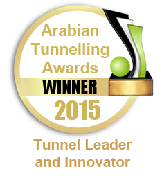 GRE Tunnel Leader and Innovator Award